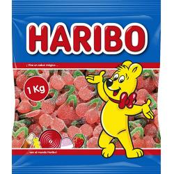 Chollo - 1 Kg Cerezas Azúcar Súper Haribo