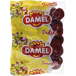 Chollo - 1 kg Discos de Fresa Damel