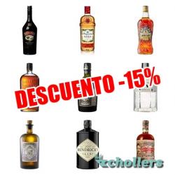 Chollo - -15% en Selección Spirits en Amazon