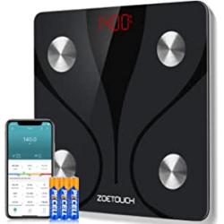 Chollo - 1byone Zoetouch Báscula inteligente con análisis corporal | 700EU-0016