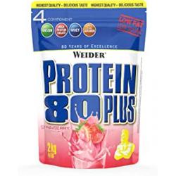Chollo - 2 Kg Weider Protein 80 Plus (Fresa)