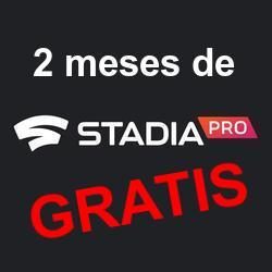 Chollo - 2 meses gratis de Google Stadia Pro