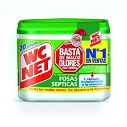 Chollo - 20 Cápsulas  WC Net Fosas Sépticas Eliminador de Olores