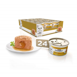 Chollo - 24 latas de Purina Gourmet Gold con Pollo (24x85g)