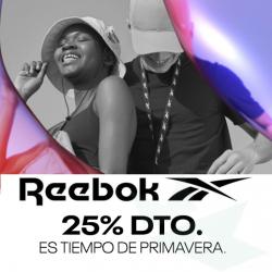 Chollo - Hasta -50% + 25% extra en la tienda oficial Reebok