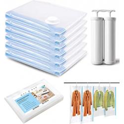 Chollo - 2x1 en bolsas de vacío para alimentos y almacenaje de ropa de MRS BAG