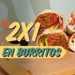Chollo - 2x1 en burritos OleMole