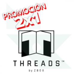 Chollo - 2x1 en cajas THREADS by ZBOX de Zavvi