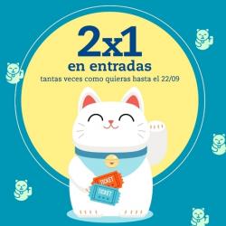 Chollo - 2x1 en Entradas Cinesa y en Menú «El Clásico» (Promoción Amuleto)