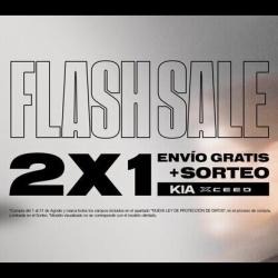 Chollo - 2x1 + Envío Gratis en la Tienda Oficial Hawkers