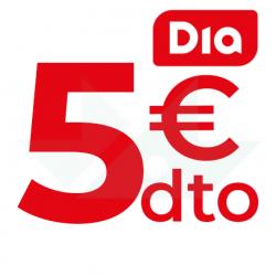 Chollo - 5€ de regalo para tu compra online en DIA