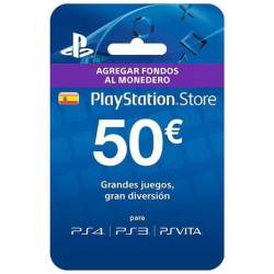 Chollo - 50€ de Saldo en la PlayStation Store PSN España
