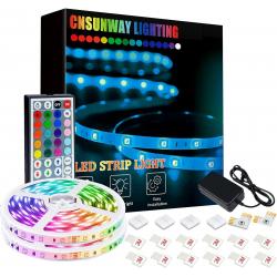 Chollo - Cnsunway SW-ST24-60 Tira LED RGB 12m (2x6m)