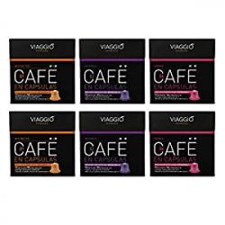 Chollo - 60 Cápsulas para Nespresso Viaggio Espresso Mix Intenso