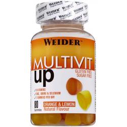 Chollo - 80 Gominolas Joe Weider Victory Multivit Up Vitaminas y Minerales