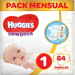Chollo - 84 Pañales Huggies Newborn - Talla 1 (2-5 kg)