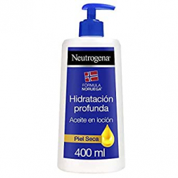 Chollo - Aceite en loción Neutrogena Hidratación profunda 400ml