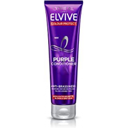 Chollo - Acondicionador Matizador Elvive Colour Protect Purple de L'Oreal (150ml)