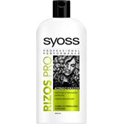 Chollo - Acondicionador SYOSS Rizos Pro 500ml