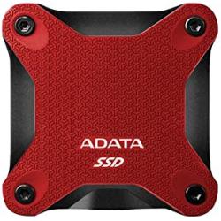 Chollo - ADATA SD600Q 480GB USB 3.1 Rojo | ASD600Q480GU31CRD