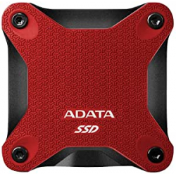 Chollo - ADATA SD600Q SSD Externo 480GB USB 3.1 Rojo | ASD600Q480GU31CRD