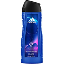 Chollo - Adidas UEFA Champions League Victory Edition Gel de ducha 400ml