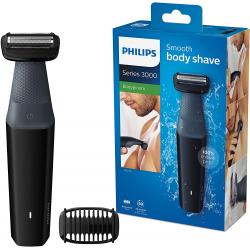 Chollo - Afeitadora corporal Philips Bodygroom BG3010/15 Serie 3000