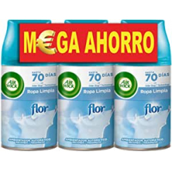 Chollo - Air Wick Freshmatic Flor Recambio ambientador automático Pack 3x 250ml