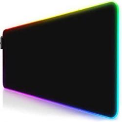 Chollo - Alfombrilla gaming XL KKmoon RGB (80x30cm)