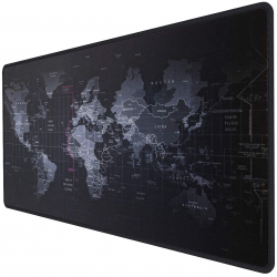 Chollo - Alfombrilla gaming XXL Inphic Mapamundi (900x400mm)