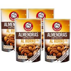 Chollo - Pack 4x Almendras Tostadas al Horno Matutano (4x128g)