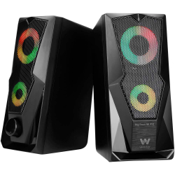 Chollo - Altavoces Woxter Big Bass 80 FX LED