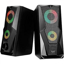 Chollo - Altavoces Woxter Big Bass 80 FX LED