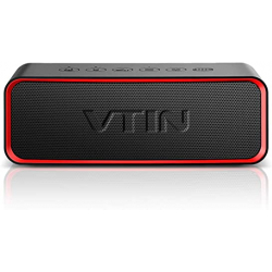 Chollo - Altavoz Vtin R2 Bluetooth 5.0 Bass+ Dual Drivers