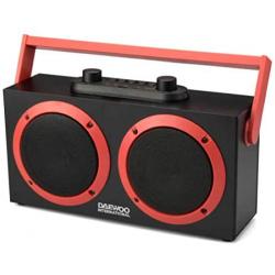 Chollo - Altavoz Bluetooth Portátil Daewoo DSK-340 FM 15W