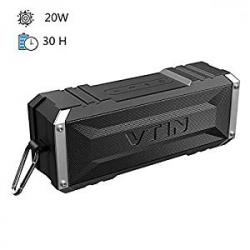 Chollo - Altavoz Vtin Punker Bluetooth (20W)