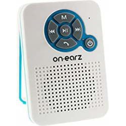 Chollo - Altavoz de Ducha Bluetooth On-Earz P105 FM