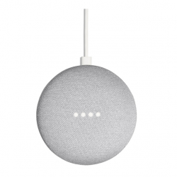 Chollo - Altavoz inteligente Google Home Mini (Carbon/Tiza)