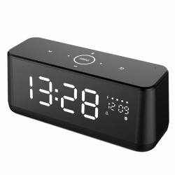 Chollo - Altavoz Portátil DSP TWS MIFA A30 con Reloj LED