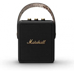 Chollo - Altavoz portátil Marshall Stockwell II Black and Brass Bluetooth 5.0 - 1005544