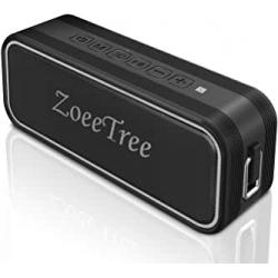 Chollo - Altavoz portátil ZoeeTree S11 40W BT5.0 TWS