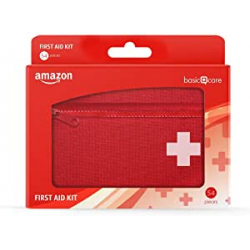 Chollo - Amazon Basic Care Kit de primeros auxilios 54 piezas | 5400606984004