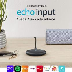 Chollo - Amazon Echo Input Bluetooth 3.5mm