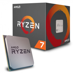 Chollo - Procesador AMD Ryzen 7 2700X 4.30Ghz Socket AM4 Boxed