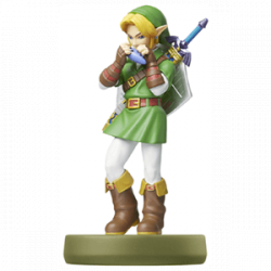 Chollo - Amiibo Ocarina of Time Link en GAME
