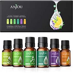 Chollo - Anjou Aceites esenciales Pack 6x 10ml | AJ-ES001