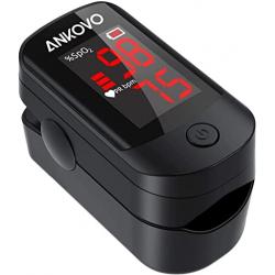 Chollo - Ankovo FS10K Pulsioxímetro de dedo