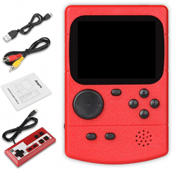 Chollo - Anpro Consola portátil con 500 juegos clásicos
