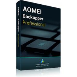 Chollo - [Gratis] AOMEI Backupper Professional 5.2