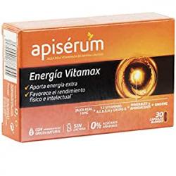 Chollo - Apisérum Energía Vitamax 30 Cápsulas